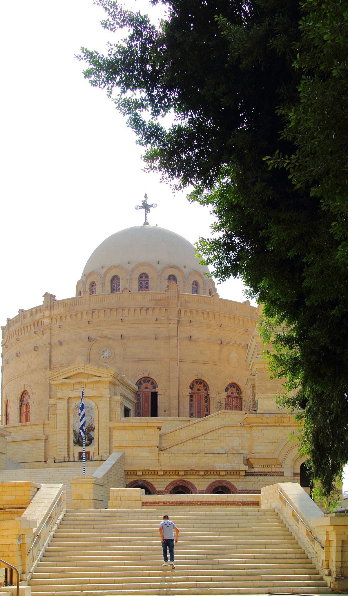 Church of St. George (Cairo) - Wikipedia