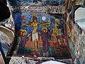 Kakopetria Kirche Agios Nikolaos tis Stegis Innen Gewölbe 06.jpg