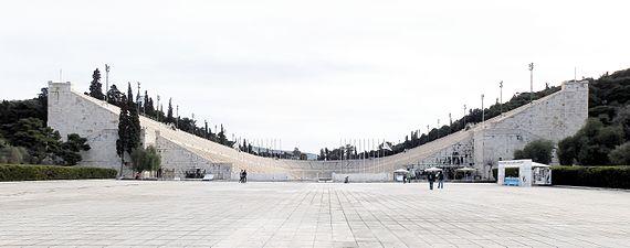 Kallimarmaron Panathinaiko-Stadion 2014