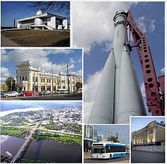 Kaluga city, nowadays (collage).jpg