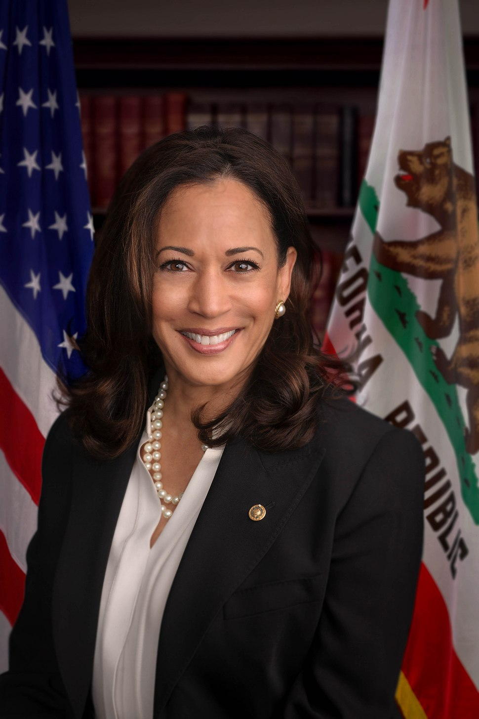Kamala Harris official photo