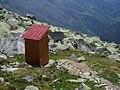 Kamenná chata - outhouse.JPG