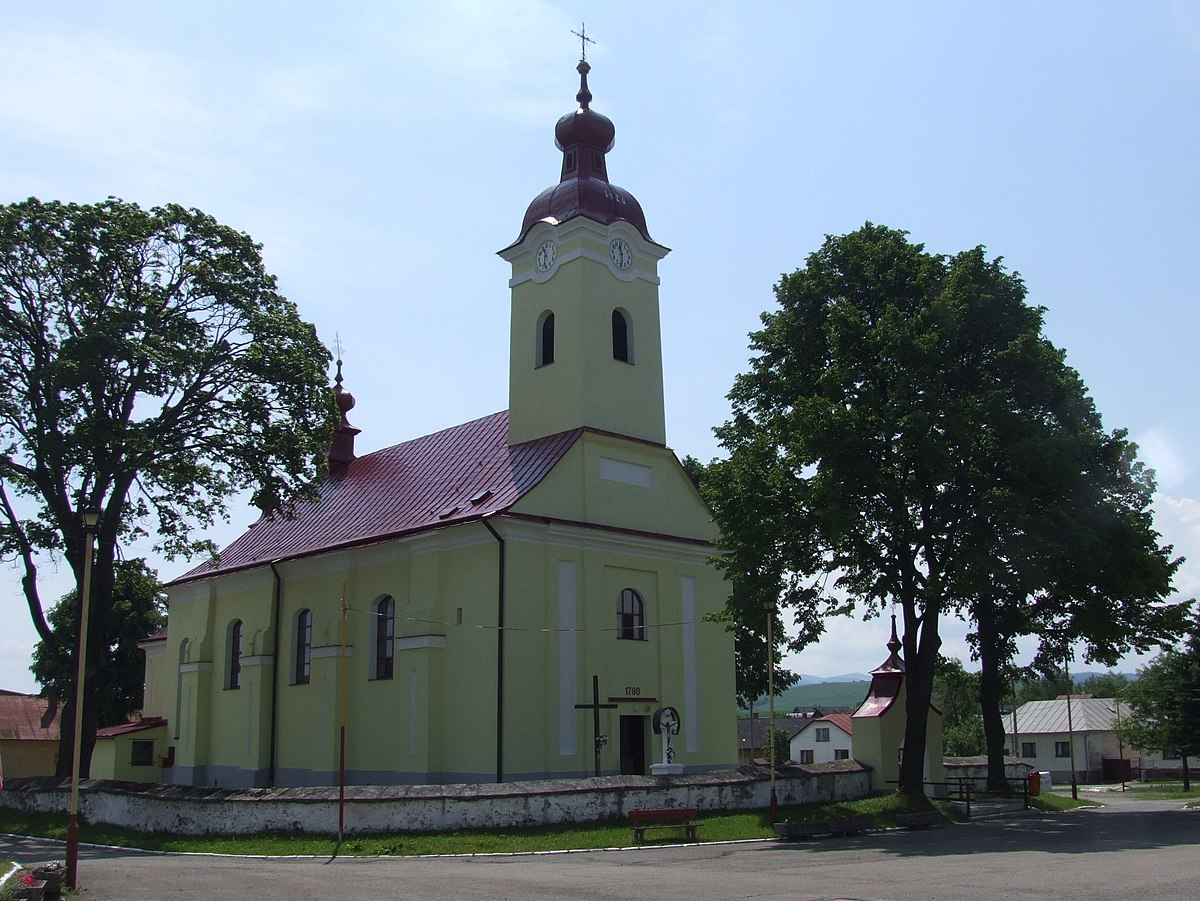 Kamienka, Stará Ľubovňa District - Wikipedia