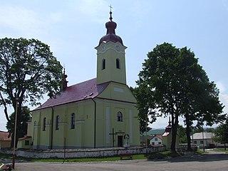 Kamienka, Stará Ľubovňa District Village in Slovakia