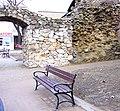 Kamienna Góra, fragment muru przy ul. Spacerowej (Aw58KS).JPG