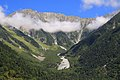 Kamikōchi, Hida Mountains range, Nagano Prefecture; September 2007 (08).jpg