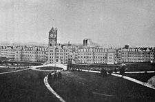 The hospital in 1893