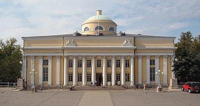 المكتبة الوطنية الفنلندية