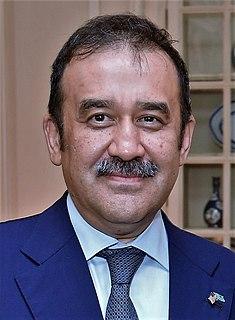 Karim Massimov Kazakh politician