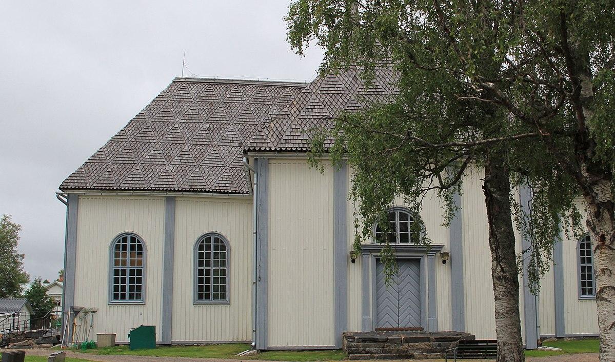Karl Gustavin kirkko – Wikipedia