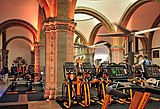 Karmelietenklooster interior, Ypres (DSCF9471).jpg