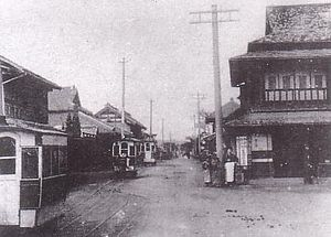 Mito Line - The former handcar line to Kasama Inari shrine