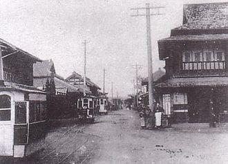 Mito Line - The former handcar line to Kasama Inari shrine