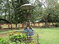 Kathakkali dance statue.jpg