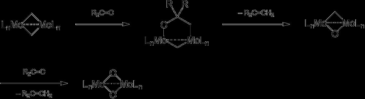 schrock olefin metathesis mechanism