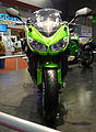 Kawasaki Ninja 1000 ABS front 2011 Tokyo Motor Show.jpg