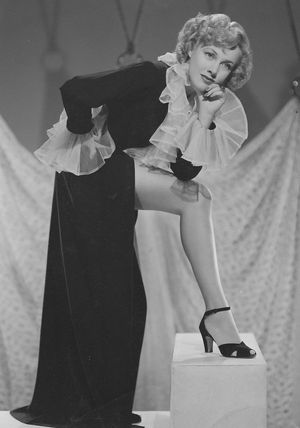 Kay Williams - Williams in a 1943 studio photo