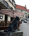 Kazimierz Dolny, Rynek 2 - Kebab Pod Psem - fotopolska.eu (322647).jpg