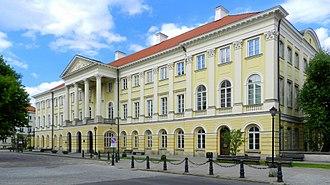 Kazimierz Palace - Image: Kazimierz Palace