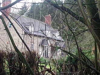 Wytham - Image: Keepers Cottage, Wytham Woods geograph.org.uk 307425