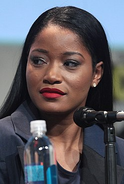 Palmer at the 2015 San Diego Comic-Con Keke Palmer by Gage Skidmore.jpg