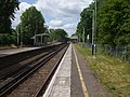 Kempton Park stn look west.JPG