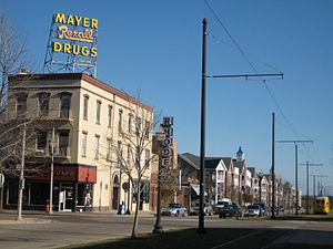 Kenosha WI Old Mayer Drugstore..jpg
