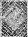kerktoren, medaillons, boogsteentjes, enz. - woudrichem - 20217843 - rce