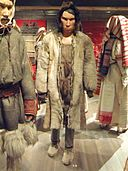 Ket River, Siberia, 1911-1914 - Finnic dress - Museum of Cultures (Helsinki) - DSC04784.JPG