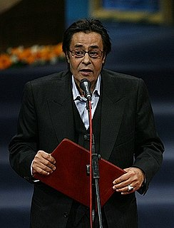 Khosrow Shakibai Iranian actor (1944-2008)