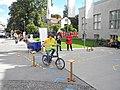 Kids Testing Cycling Skills - EMW in Ljubljana.jpg