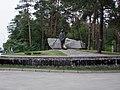 "Kijów-Bykownia, memoriał ""Bykowiańskie mogiły"" - memorial ""Bykovian Graves"" - panoramio.jpg"