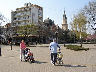 North Banat District District of Serbia