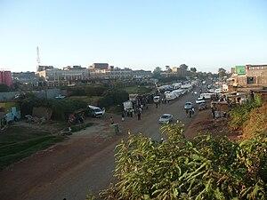 Kikuyu, Kenya - Kikuyu in 2009