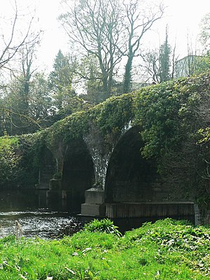 Killavullen - Killavullen bridge spanning the River Blackwater