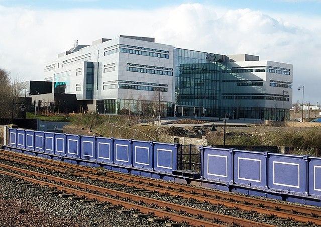 Garden Centre: File:Kilmarnock Campus, Ayrshire College, East Ayrshire