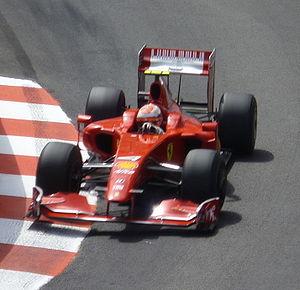 2009 Monaco Grand Prix - Image: Kimi Raikkonen 2009 Monaco