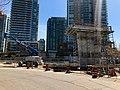 King-Liberty Pedestrian Cycle Bridge under construction (46998379184).jpg