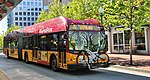 King County Metro Rapid Ride New Flyer DE60LFR 6024.JPG