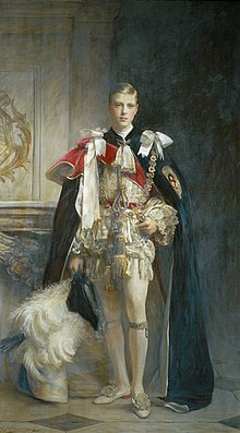 King Edward VIII, when Prince of Wales - Cope 1912.jpg