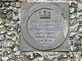 King Henry I Burial Plaque - geograph.org.uk - 397651.jpg