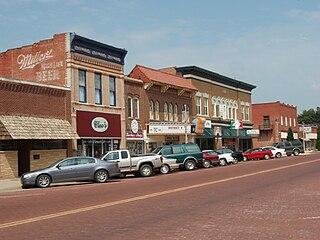 Kingman, Kansas City and County seat in Kansas, United States