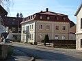Kirchstraße, Doppelhaus mit Mansarde und Walmdach - panoramio.jpg
