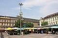 Klagenfurt - Benediktinermarkt.JPG