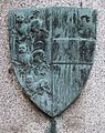 Klagenfurt Dr.-Arthur-Lemisch-Platz Spanheimerbrunnen Kaerntner Wappen 08082016 3594.jpg