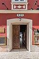 Klagenfurt Pfarrhofgasse 8 Vorstadthaus Gallo Nero Portal 02082016 3363.jpg
