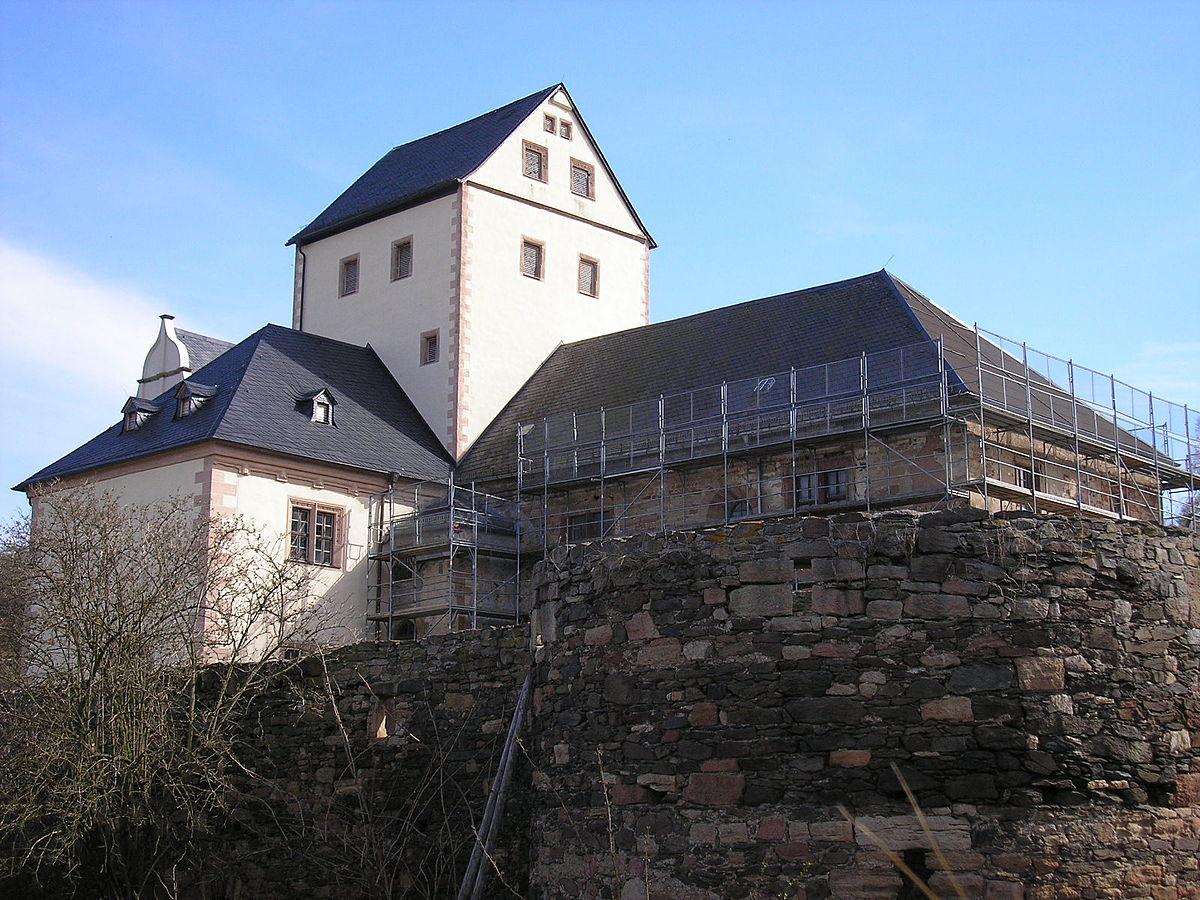 Px Kloster Mildenfurth