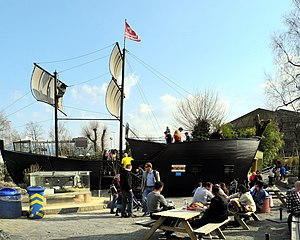 Knie's Kinderzoo - Children's pirate ship