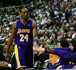 Kobe Bryant scored 65 points against the Trail Blazers on March 16. He also  scored 60 points against the Grizzlies on March 22. In the March 16th game  ... a59ba1aa2