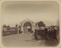 Kokand Khanate. City of Andidzhan. Gate to the Palace WDL10723.png